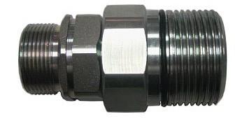 Быстроразъемное соединение гидравлическое  SF10-40