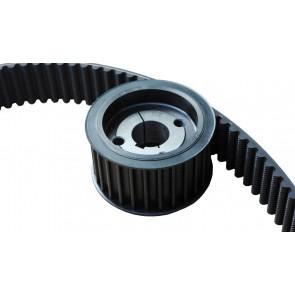 Ремень приводной  зубчатый полиуретановый 1160-8M-20 HP
