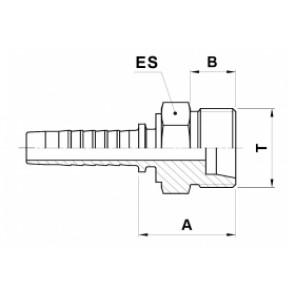Фитинг ML10B