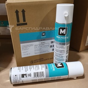 Спрей очиститель для электроконтактов MOLYKOTE S-1002 SPRAY