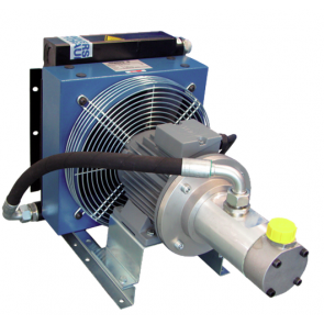 Дополнительный модуль охлаждения масла UNIFLEX OIL COOLER для обжимного станка