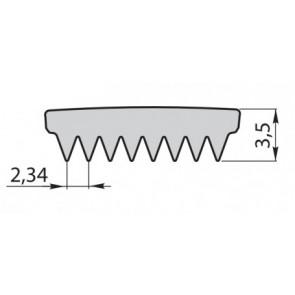 Ремень приводной поликлиновый 24-PJ/1321