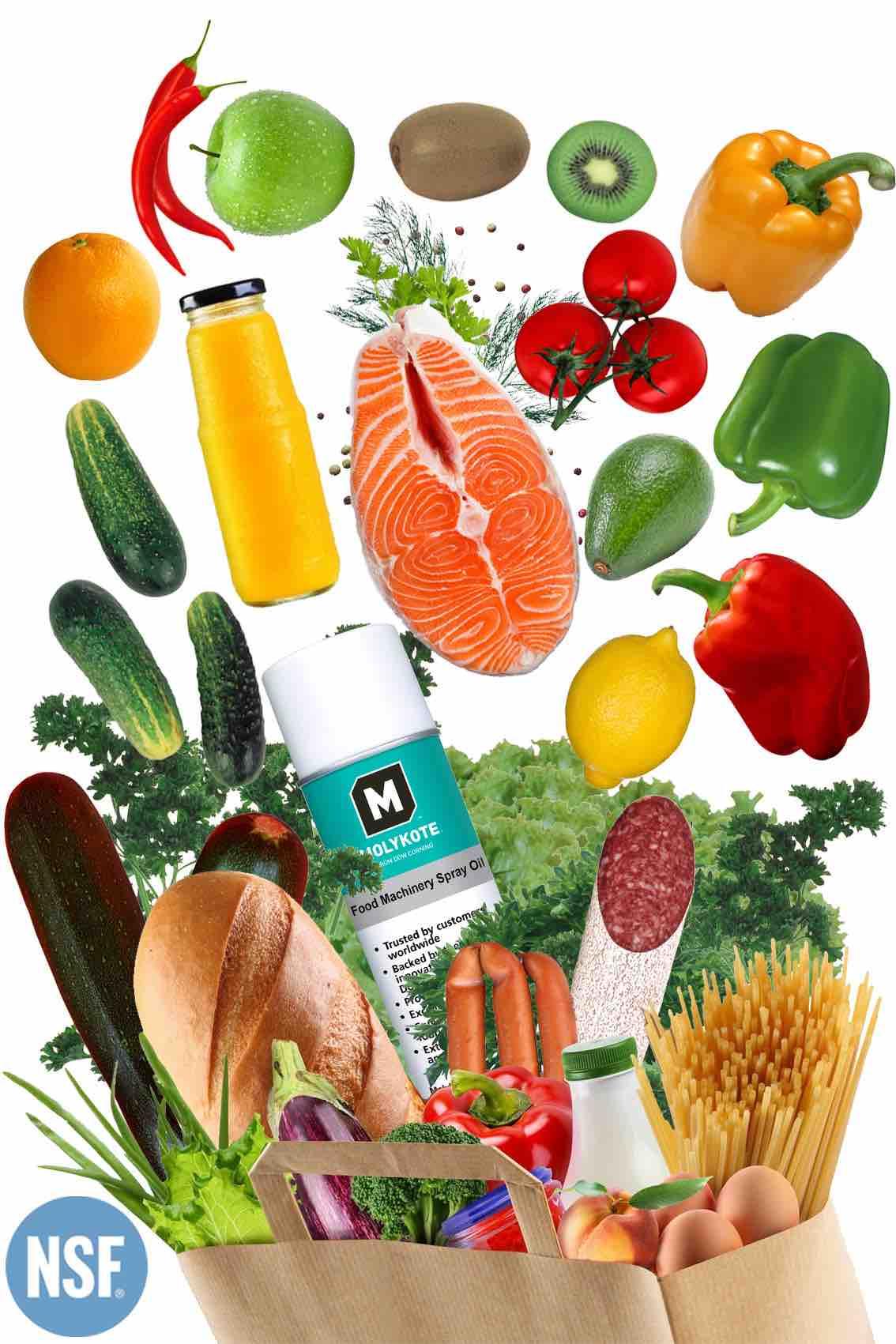 NSF -стандарт качества пищевых смазок